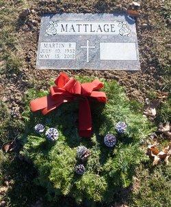Martin Raymond Mattlage