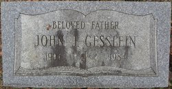 John J. Hans Gesslein