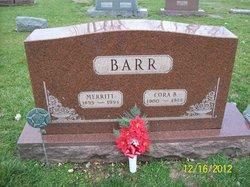 Pvt Merritt R Barr
