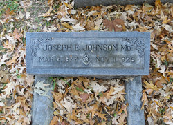 Dr Joseph E. Johnson