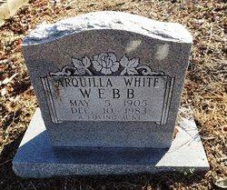 Arquilla <i>White</i> Webb