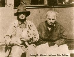 Anna Etta <i>Bellamy</i> Mitchell