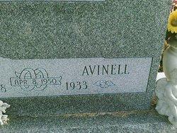 Avinell Nell <i>Farmer</i> Miller