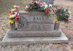Doris May <i>Riggs</i> Ball