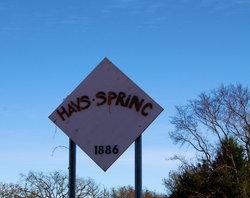 Hays Spring Cemetery