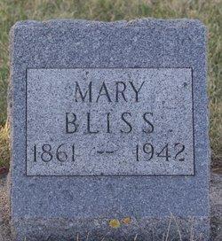Mary Jane <i>McFarland</i> Bliss