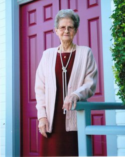 Wilma Fern <i>Leach</i> Mahanay