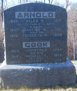 Harriet Randall <i>Cook</i> Arnold