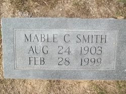 Mable C Smith
