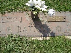 Mae <i>Brooks</i> Batson