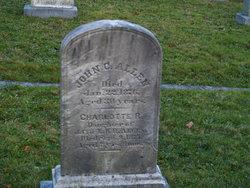 John Chaddock Allen