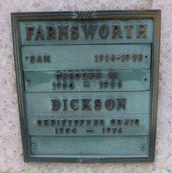 Sam Farnsworth