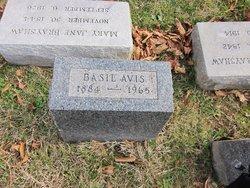 Basil Avis