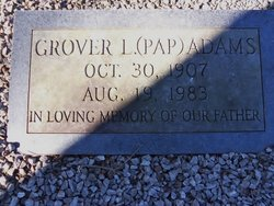 Grover L. Adams