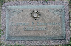Clifford R Zimmerman