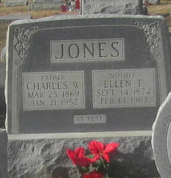 Charles W Jones