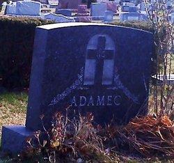 Francis <i>Marousek</i> Adamec