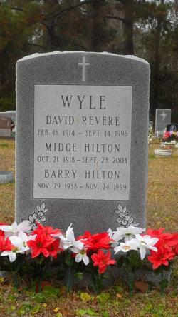 Barry Hilton Wyle