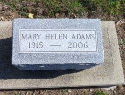 Mary Helen Adams