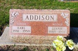 Lenna Olive Lennie <i>Mason</i> Addison