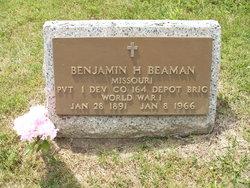 Benjamin Harrison Beaman