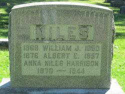 Albert E Niles