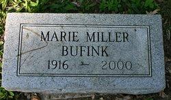 Marie <i>Miller</i> Bufink