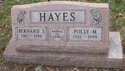 Bernard S Hayes