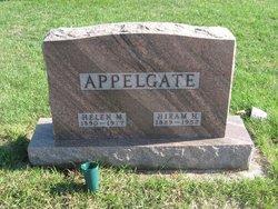 Helen M <i>McFee</i> Appelgate