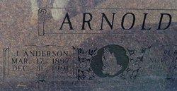 J Anderson Arnold