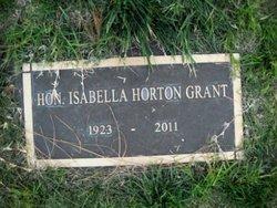 Judge Isabella Horton Grant