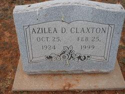 Azilea Doris Claxton