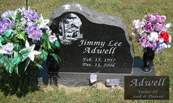 Jimmy Lee Adwell