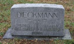 Henry Dieckman
