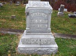 Charles W. Charlie Alexander