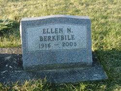 Ellen Nancy <i>Schenck</i> Berkebile