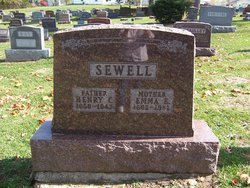 Emma Elizabeth <i>Munshower</i> Sewell