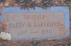 Harry M. Harkrider