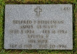 Sylvia V Beidleman