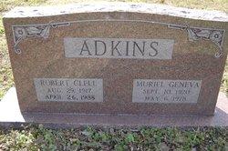 Robert Clell Adkins