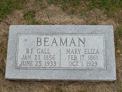 Benjamin Franklin Beaman