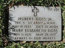 Hubert Doss, Jr