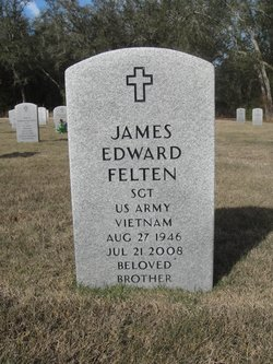 James Edward Felten