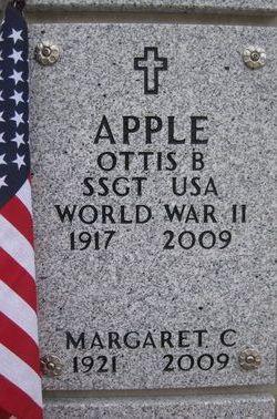 Ottis B Apple