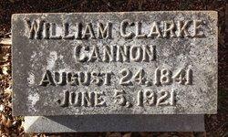 William Clarke Cannon