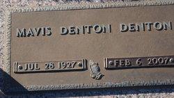 Gertie Mavis Denton