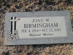 Joan W. Birmingham