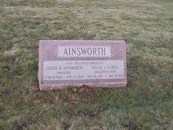 Nellie J <i>Curtis</i> Ainsworth