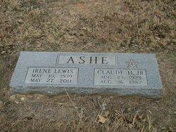 Martha Irene <i>Lewis</i> Ashe
