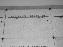 Alexander Bruce, Jr